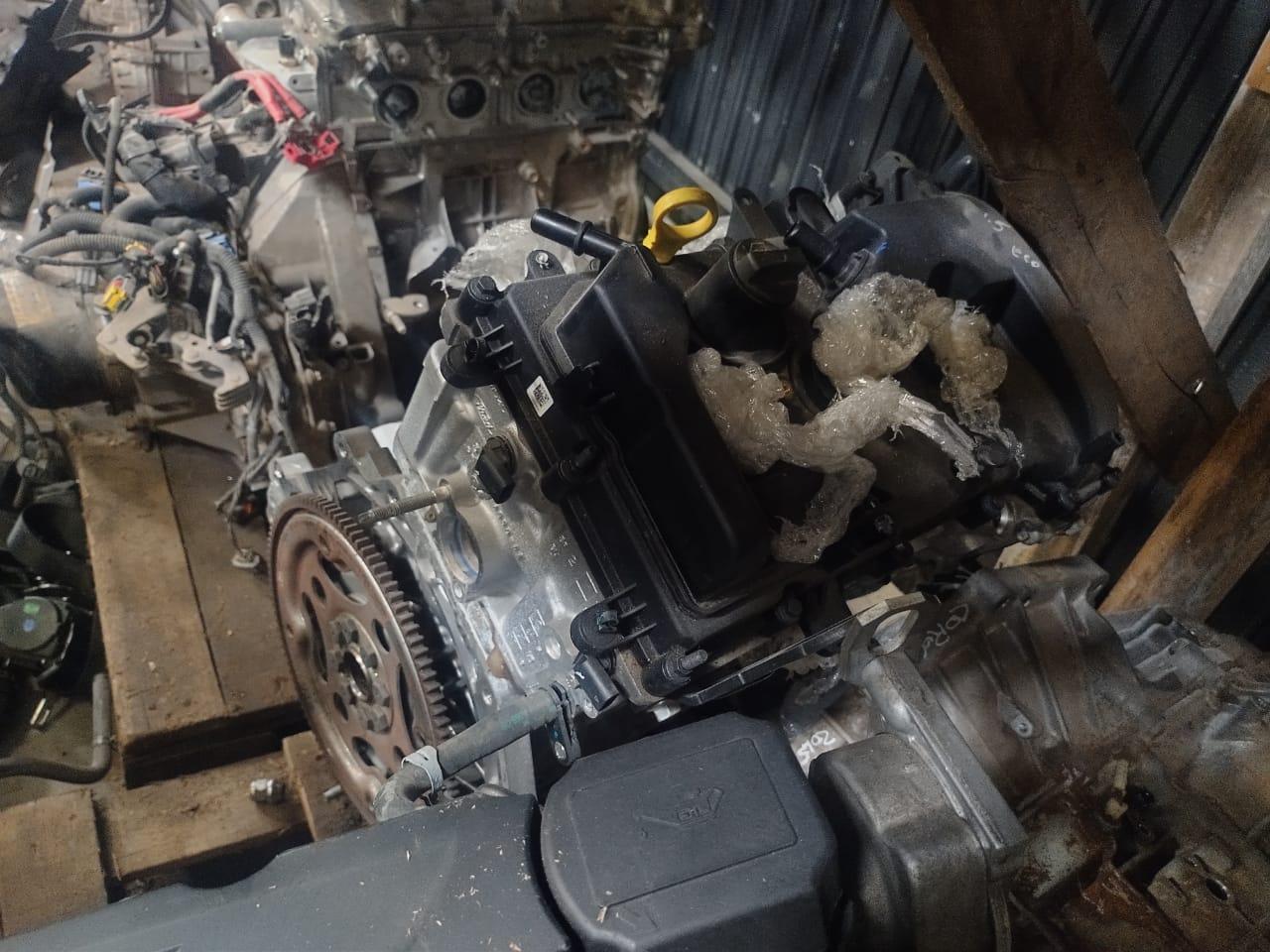 MOTOR PARCIAL ECOSPORT 1.5 3c 2019