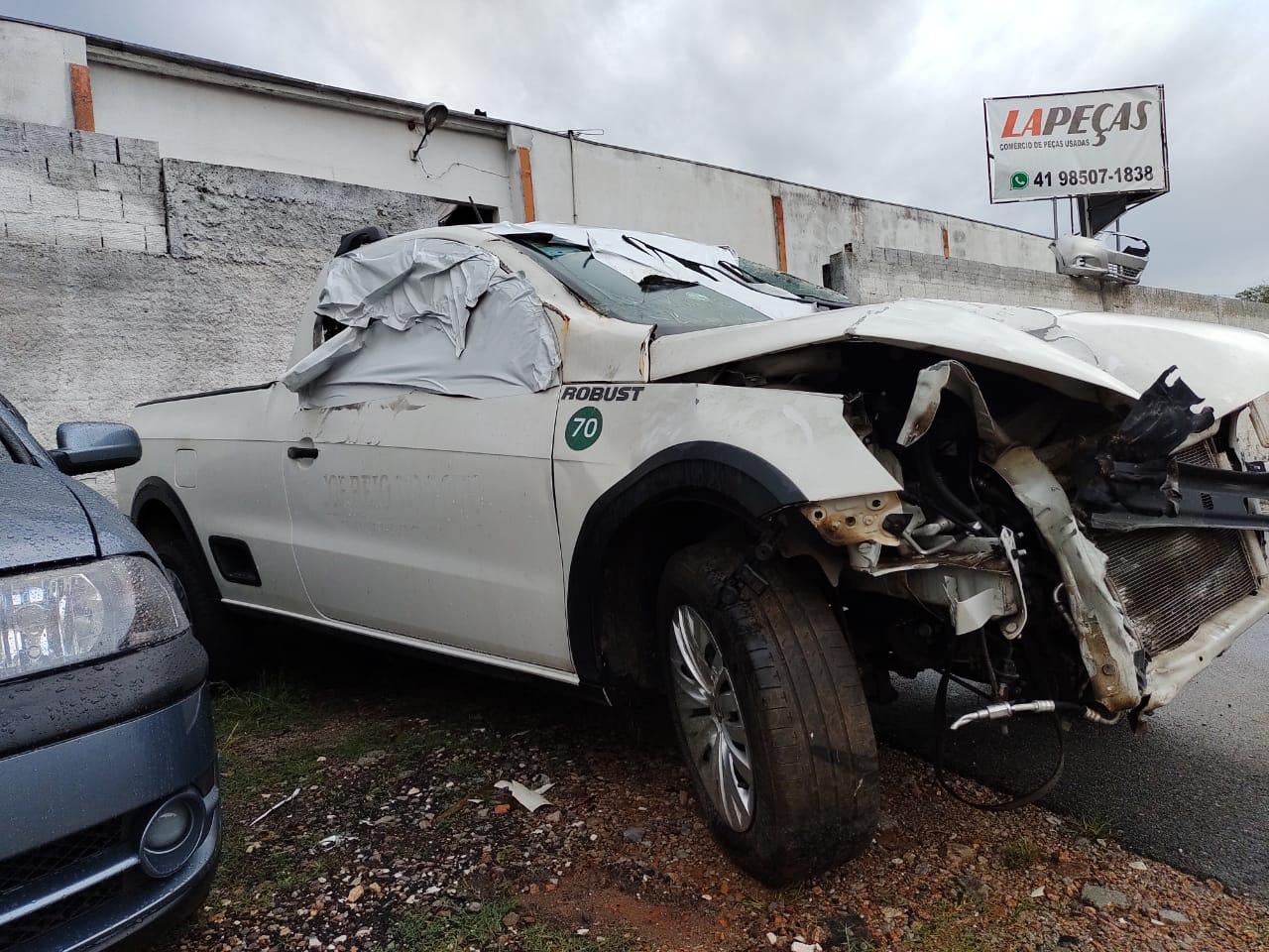 SUCATA VW SAVEIRO  1.6 2019