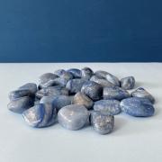 Pedra Quartzo Azul 400g