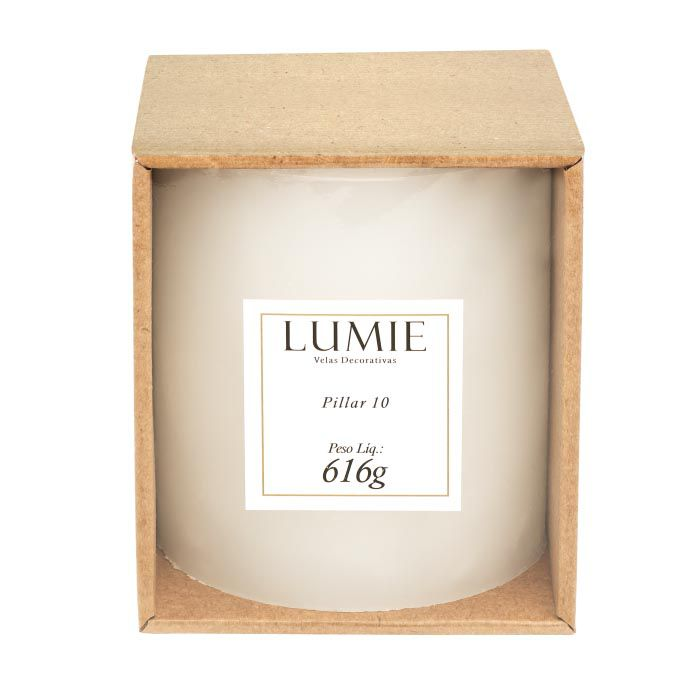Pillar 10  - Lumie Velas
