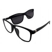 Óculos de sol polarizado Lucky2267