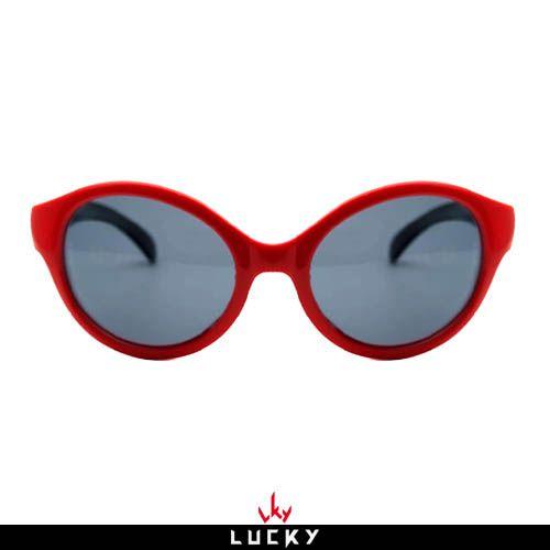 Óculos de sol infantil polarizado flexível Lucky1638