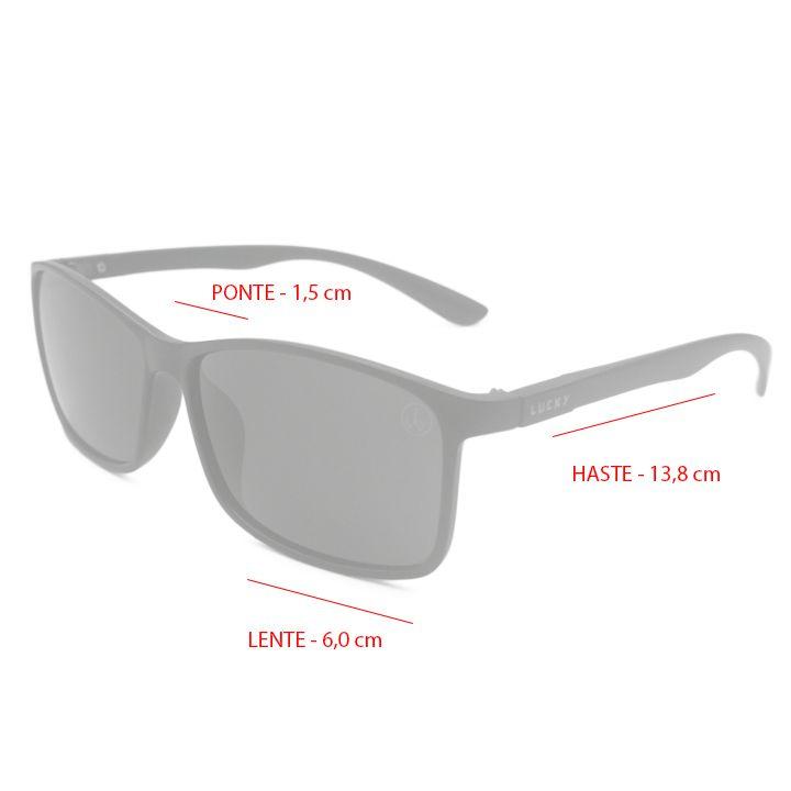 Óculos de Sol polarizado Lucky2606