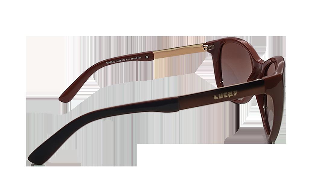 Óculos de sol polarizado Lucky9043