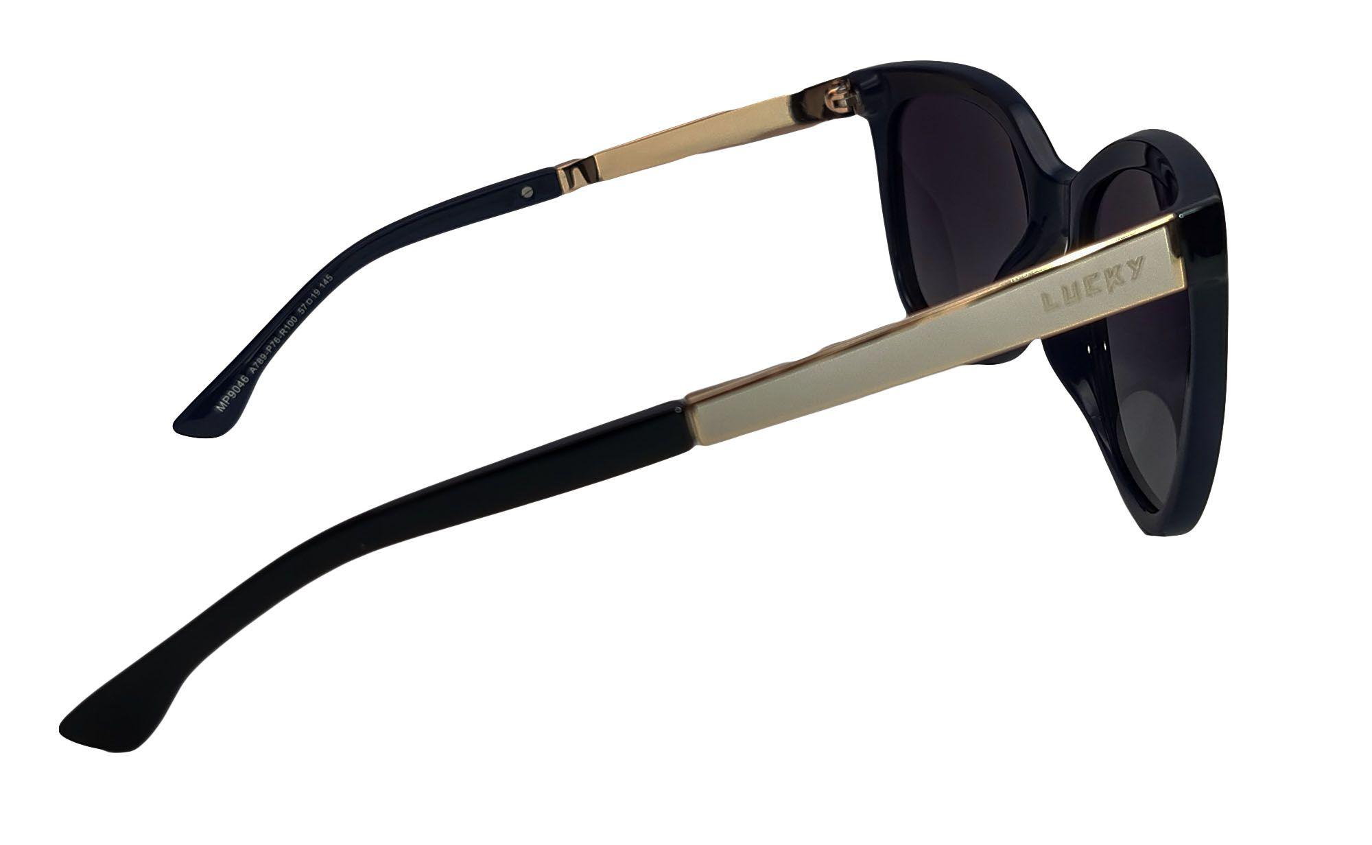 Óculos de sol polarizado Lucky9046
