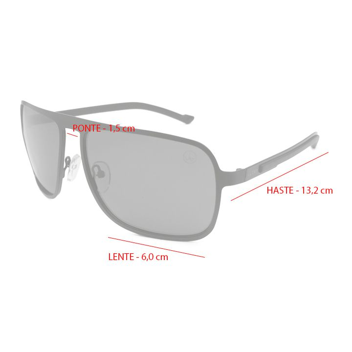 Óculos de sol polarizado Lucky9028