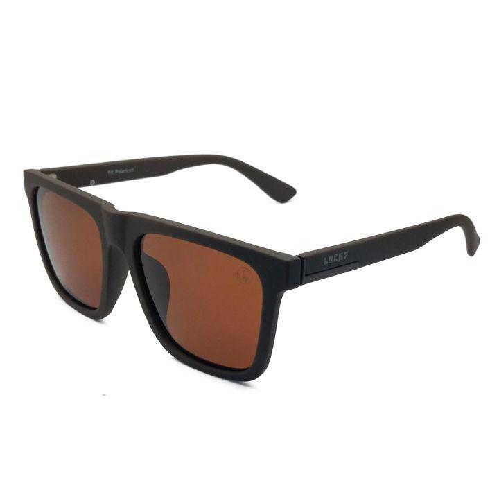 Óculos de sol polarizado TR90 Lucky21049