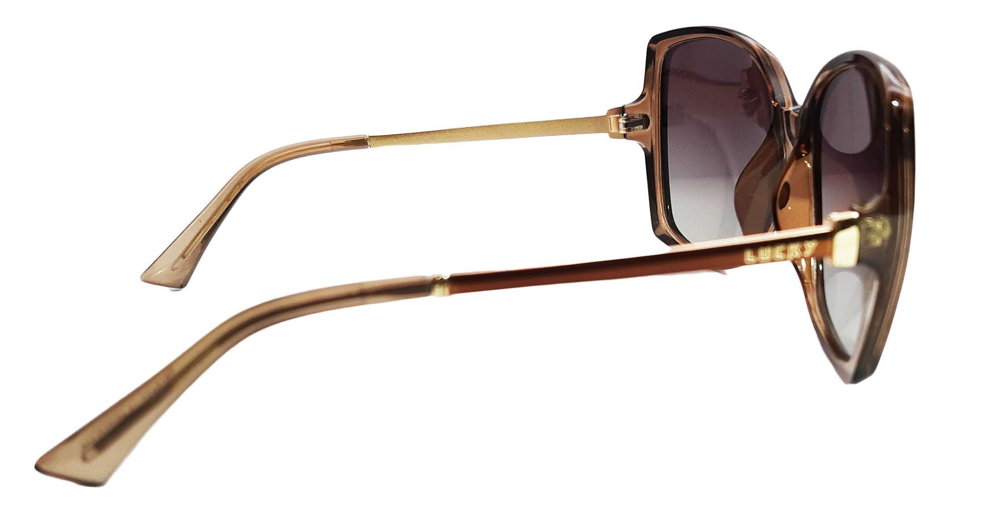 Óculos de sol polarizado TR90 Lucky18407