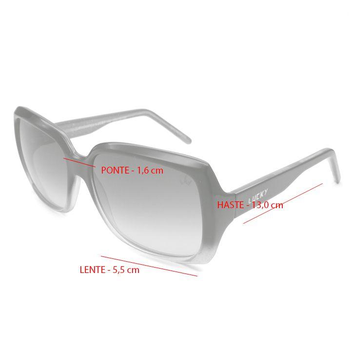 Óculos Feminino Ilusionista | Lucky132