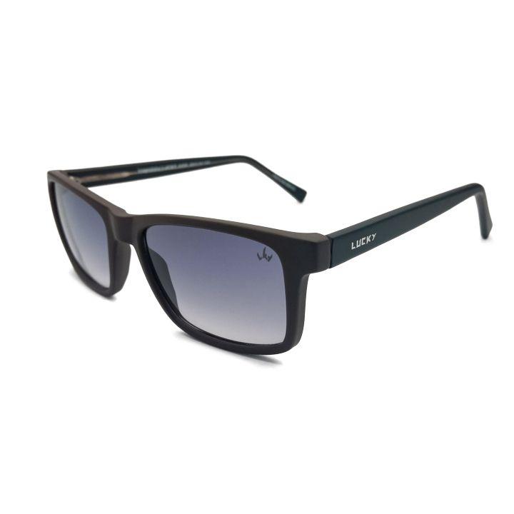 Óculos Masculino Trapezista | Lucky