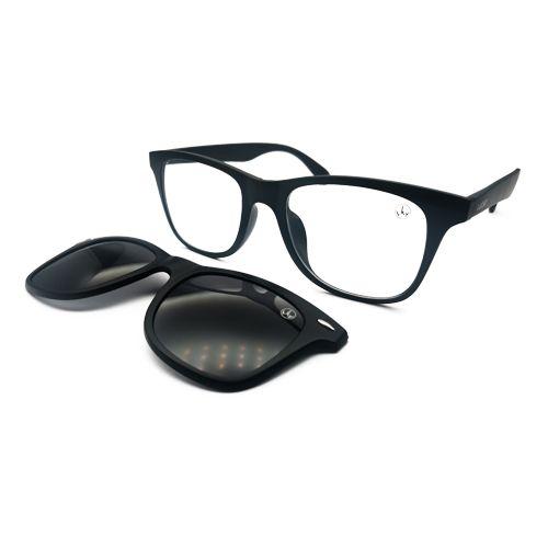 Óculos modelo Clipon 2×1.