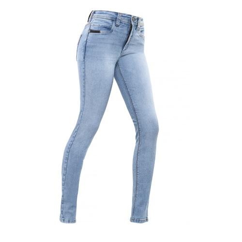 Calça Jeans Feminina Invictus Victory Azul Ártico