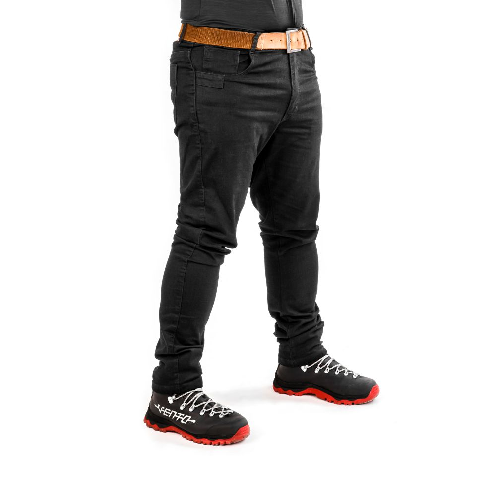 Calça Jeans Tática Arrest ARJ 01 GMD Mask Preta