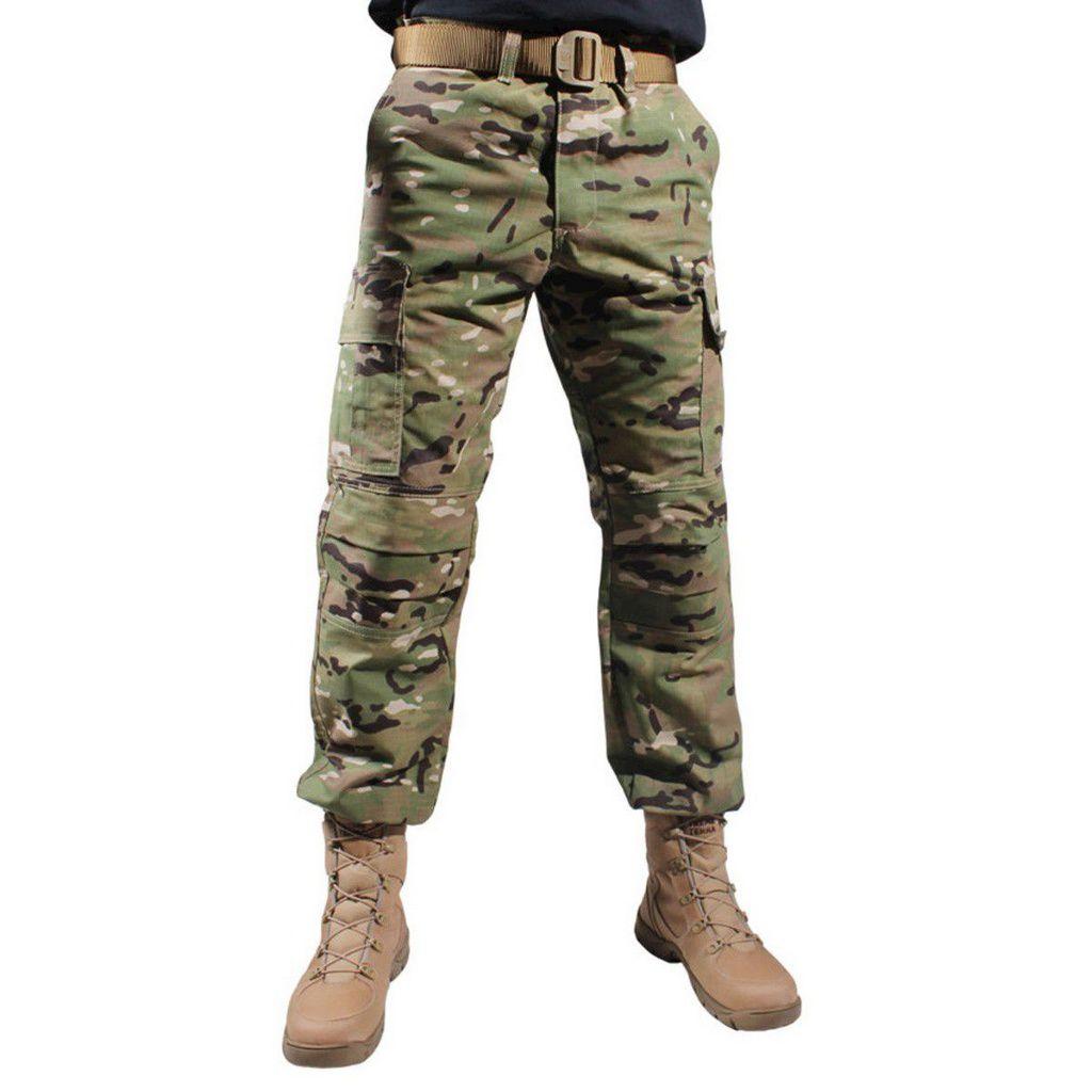 Calça Masculina Bélica Combat Multicam