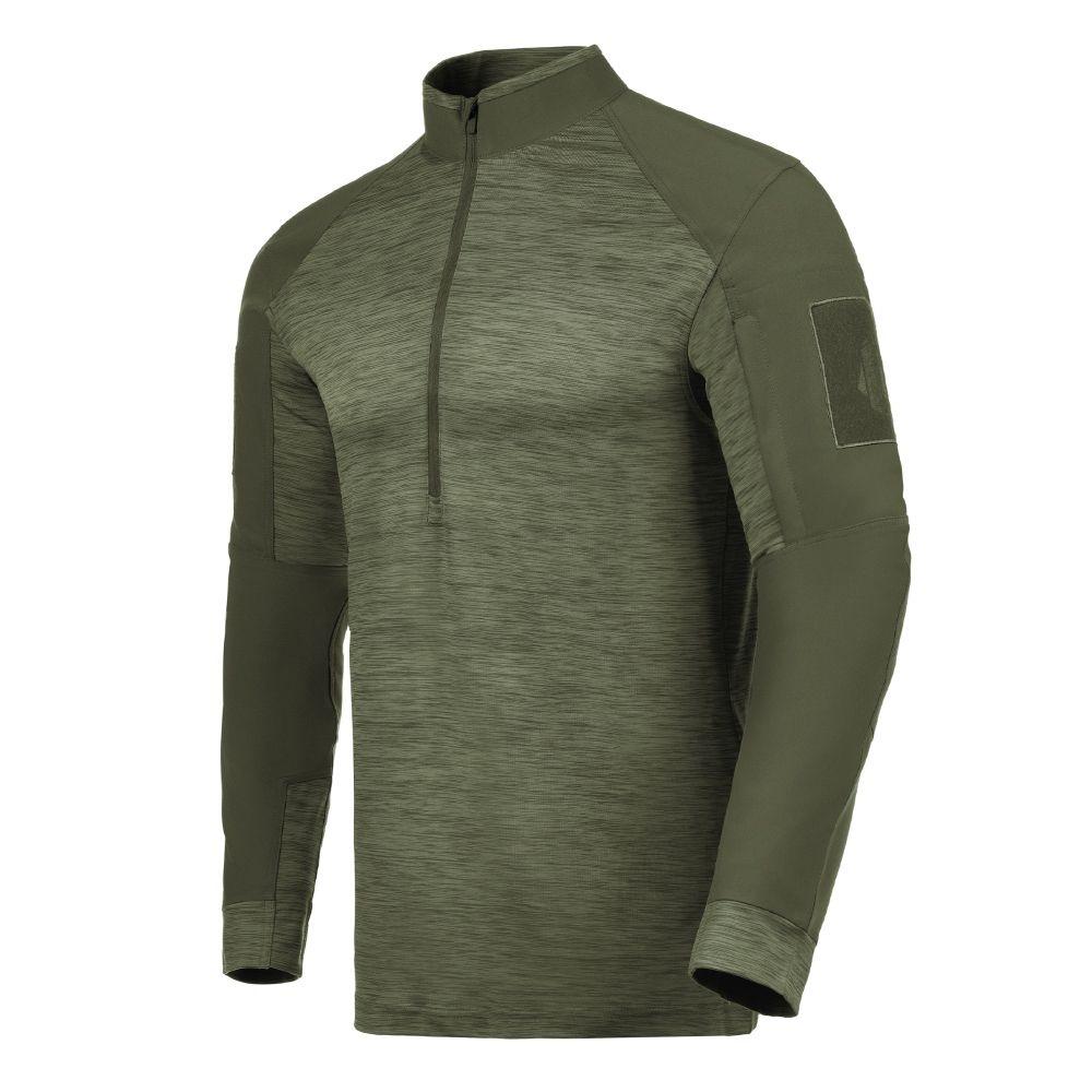 Camisa de Combate Invictus Hawk 2.0 Verde Oliva