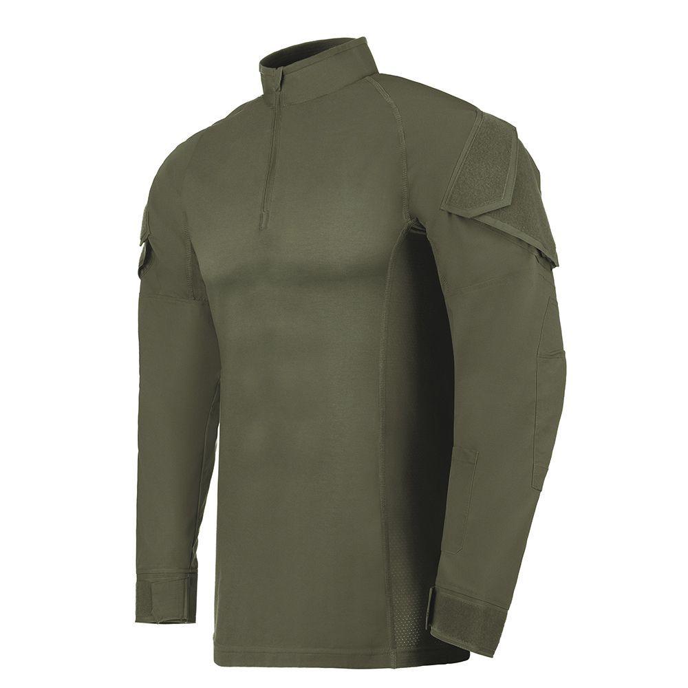 Camisa de Combate Invictus Operator Verde Oliva
