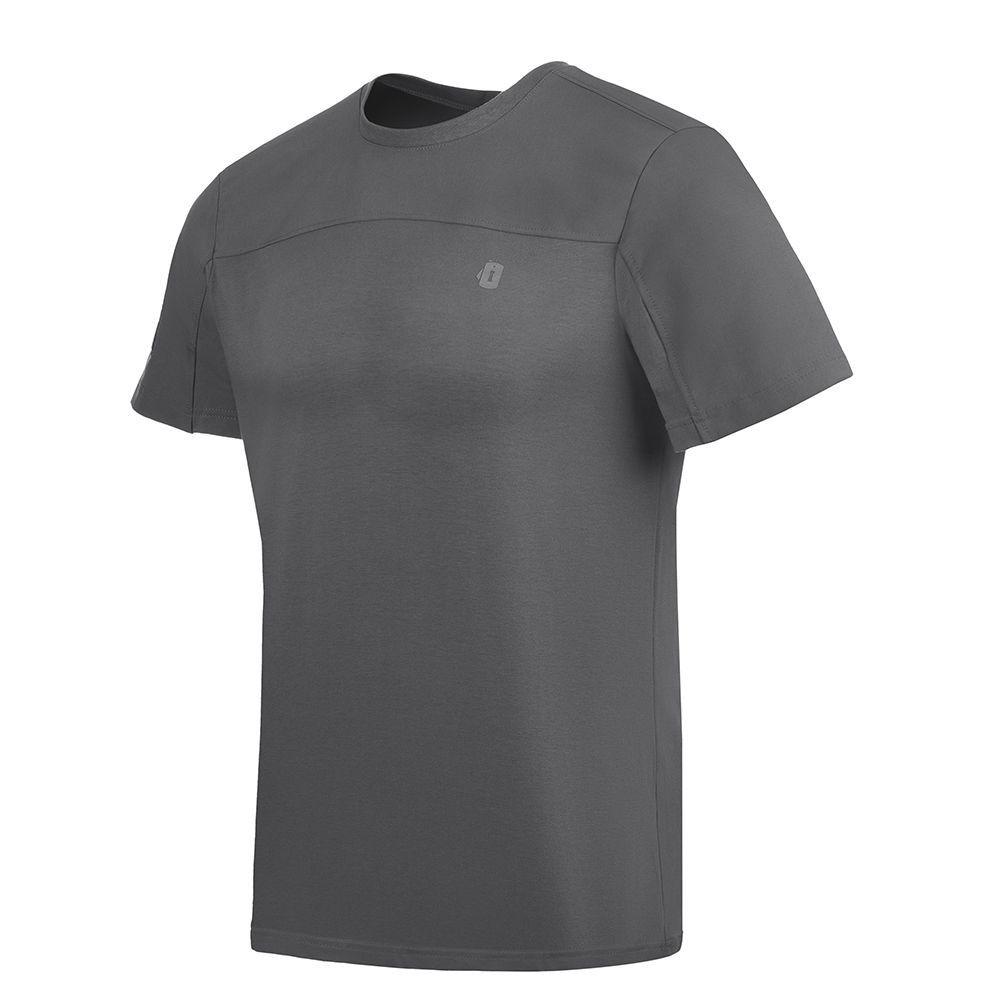 Camiseta Invictus Infantry Cinza Pilot