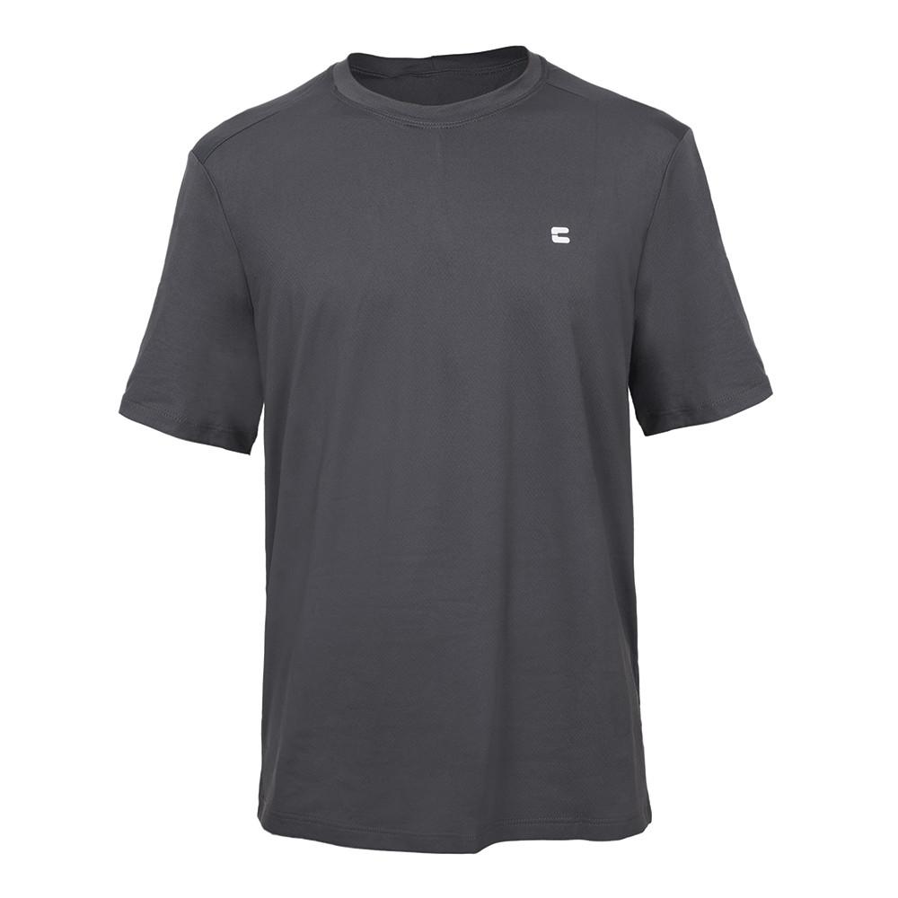Camiseta Masculina Curtlo Active Fresh Chumbo