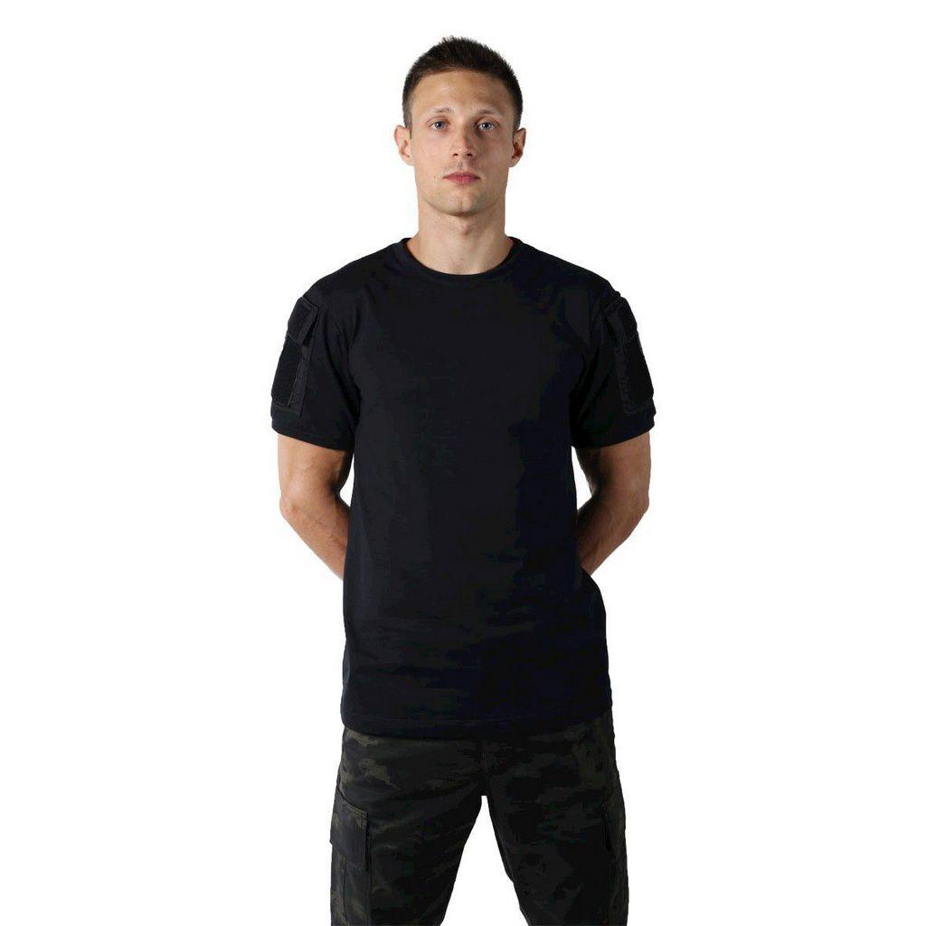 Camiseta Tática Bélica Ranger Preta