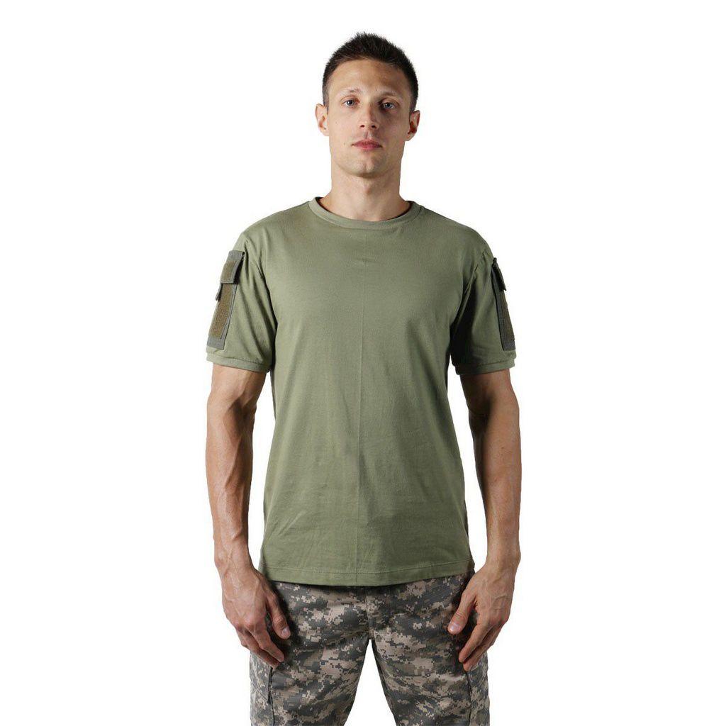 Camiseta Tática Bélica Ranger Verde Oliva