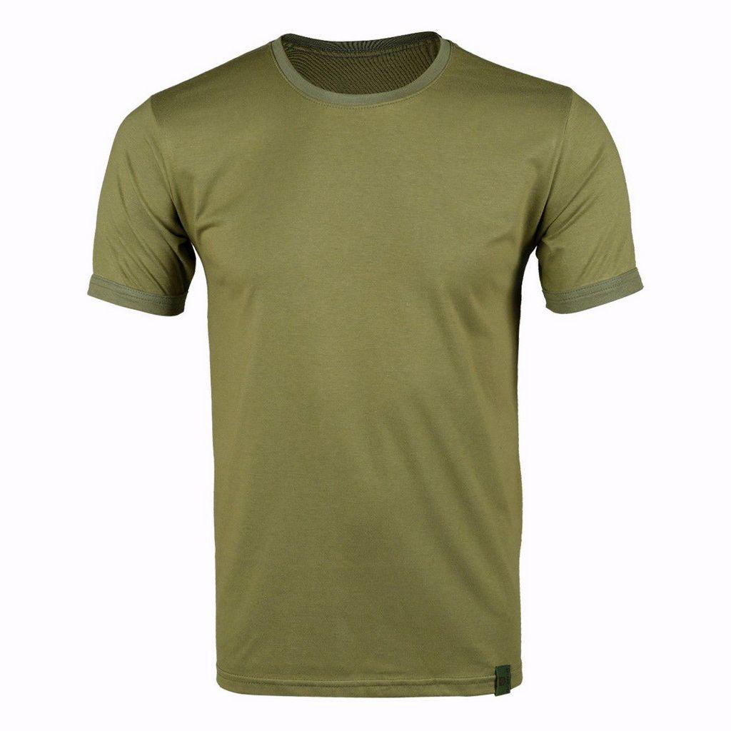Camiseta Tática Bélica Soldier Verde Oliva