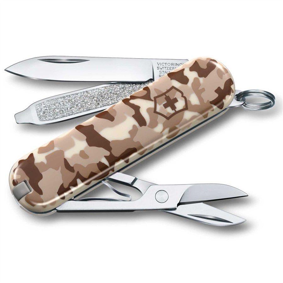 Canivete Victorinox Classic SD Camouflage Desert 0.6223.941