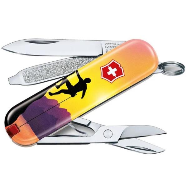 Canivete Victorinox Classic SD Climb High 0.6223.L2004