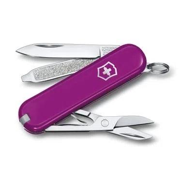 Canivete Victorinox Classic SD Colors Tasty Grape 0.6223.52G