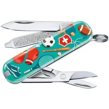 Canivete Victorinox Classic SD Sports World 0.6223.L2010