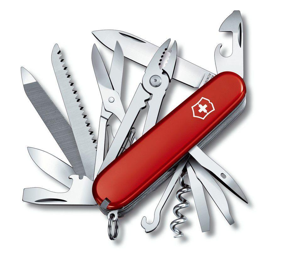 Canivete Victorinox Handyman Vermelho 1.3773