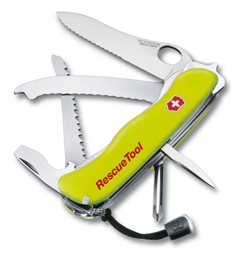 Canivete Victorinox RescueTool Amarelo 0.8623.MWN