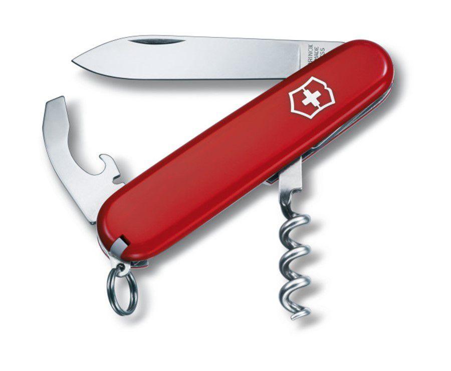 Canivete Victorinox Waiter Vermelho 0.3303