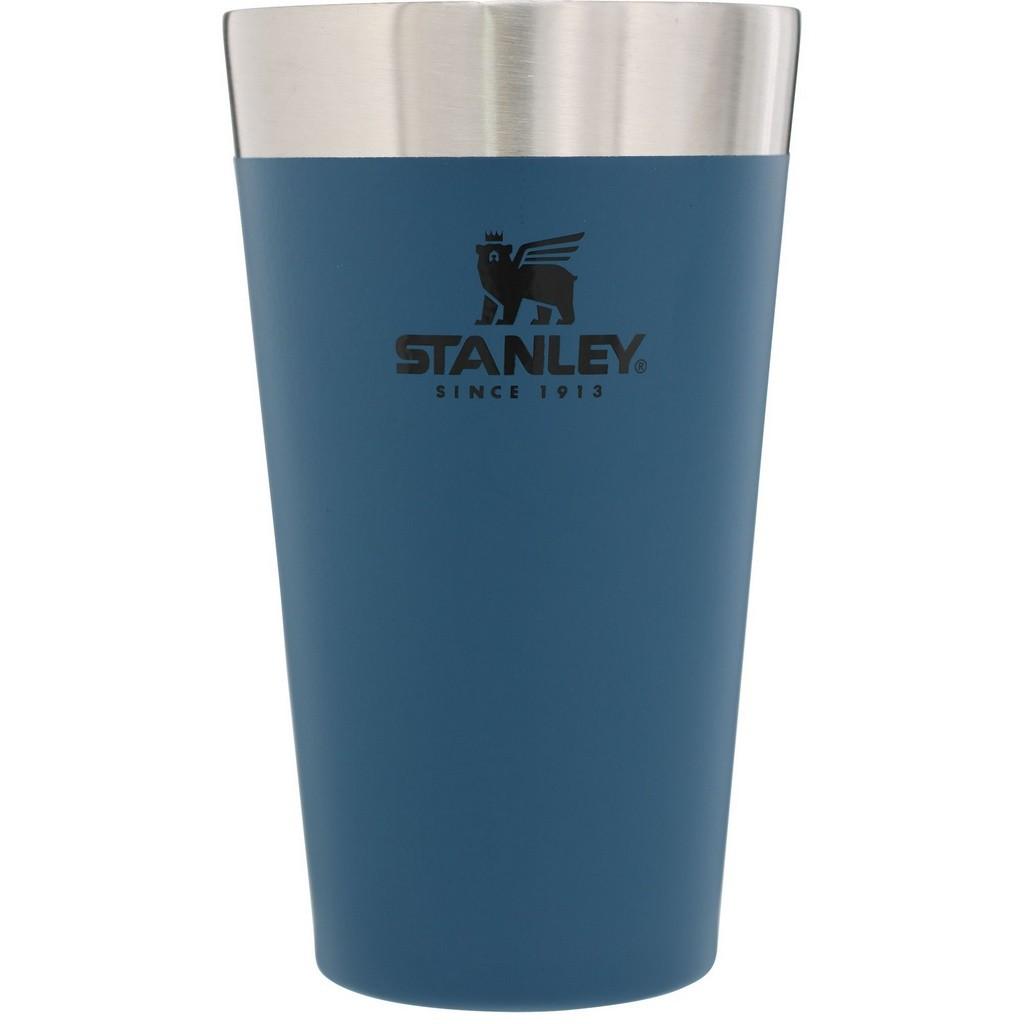 Copo Térmico Stanley sem Tampa 473ml Azul
