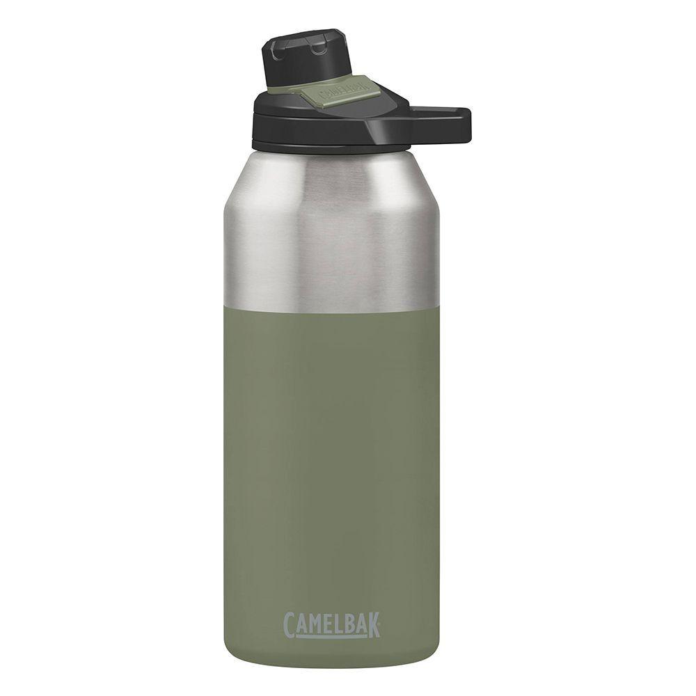 Garrafa Térmica Camelbak Chute Mag Vaccum 1,2L Verde