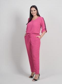 Conjunto pink plus size  Ref. U65321