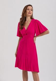 Vestido curto pink Ref. 2645
