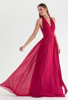 Vestido de festa Magenta multi-tamanho Ref. 2580