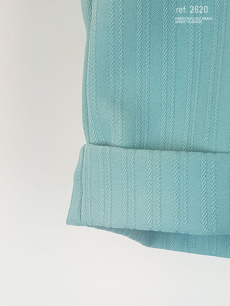 veja como é o tecido da bermuda two way feminina