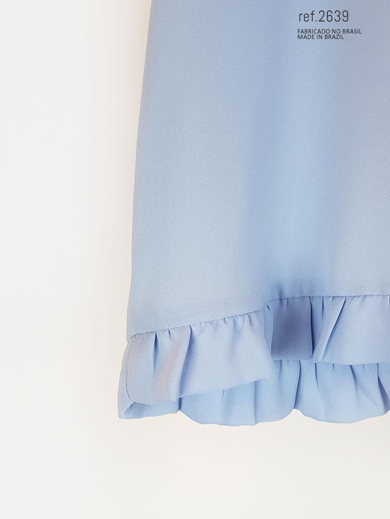 blusa azul serenity