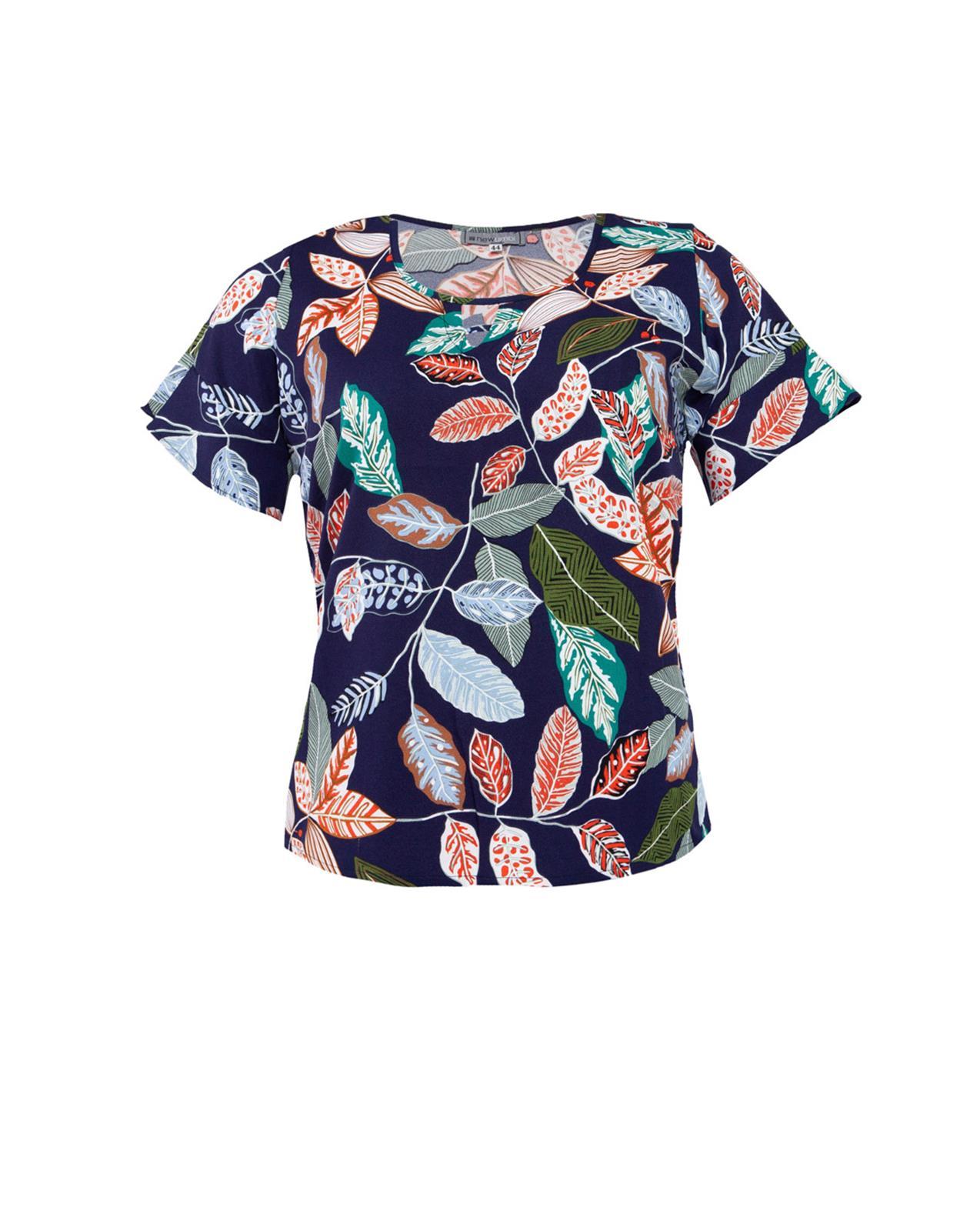blusa com manguinha