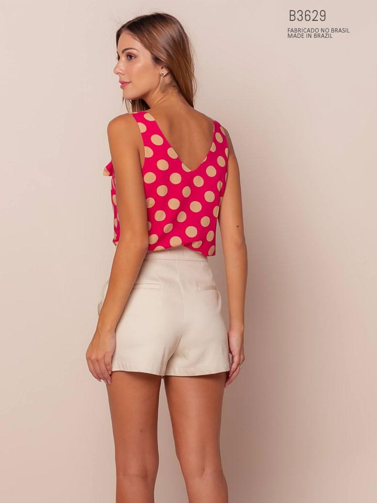 blusa regata feminina moda