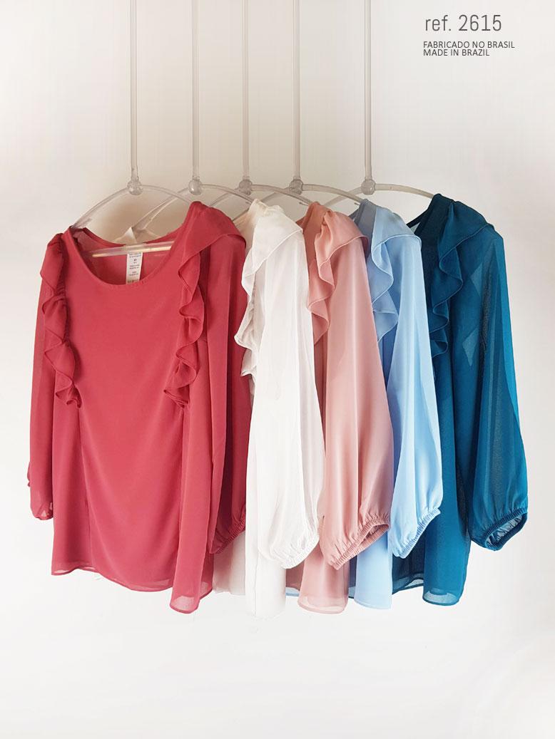 como comprar blusa social