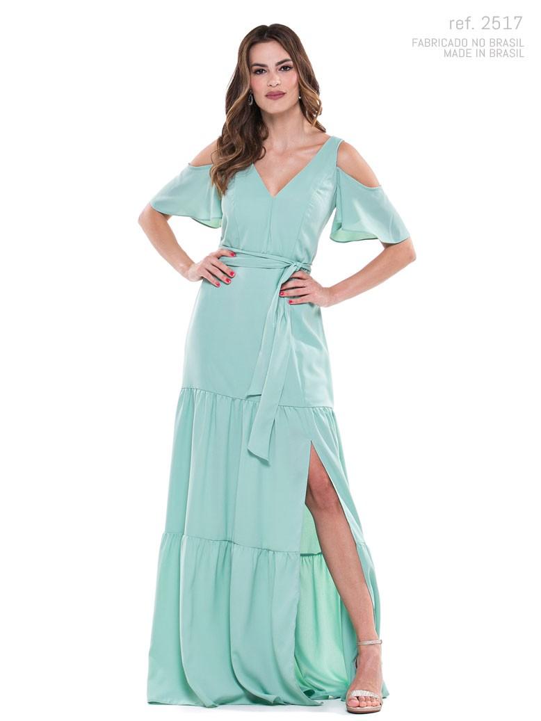 Vestido de festa longo Tiffany ref. 2517