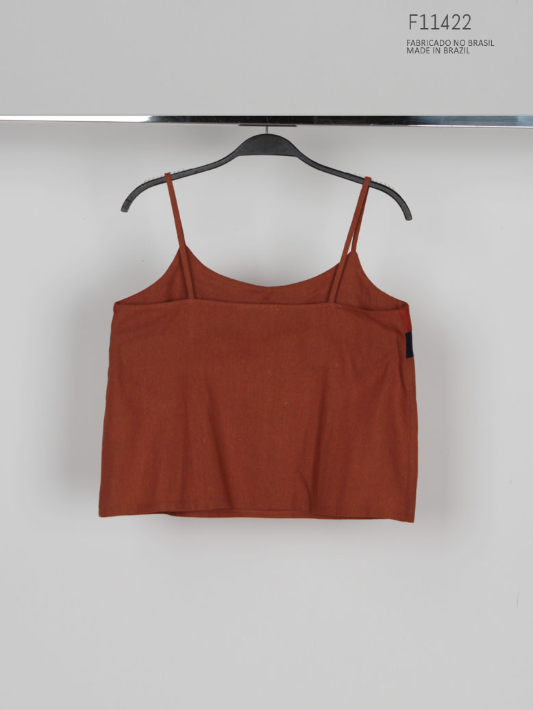 blusa parte das costas