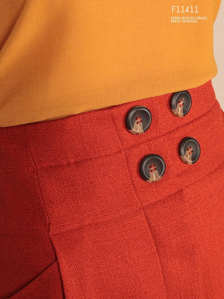 detalhe de botões