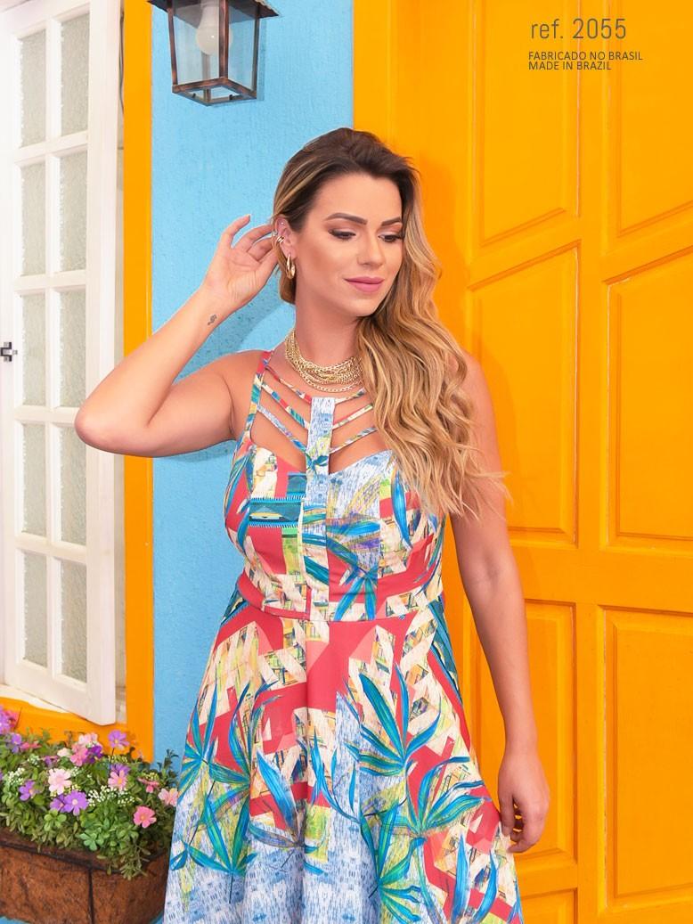 como escolher vestido para verão