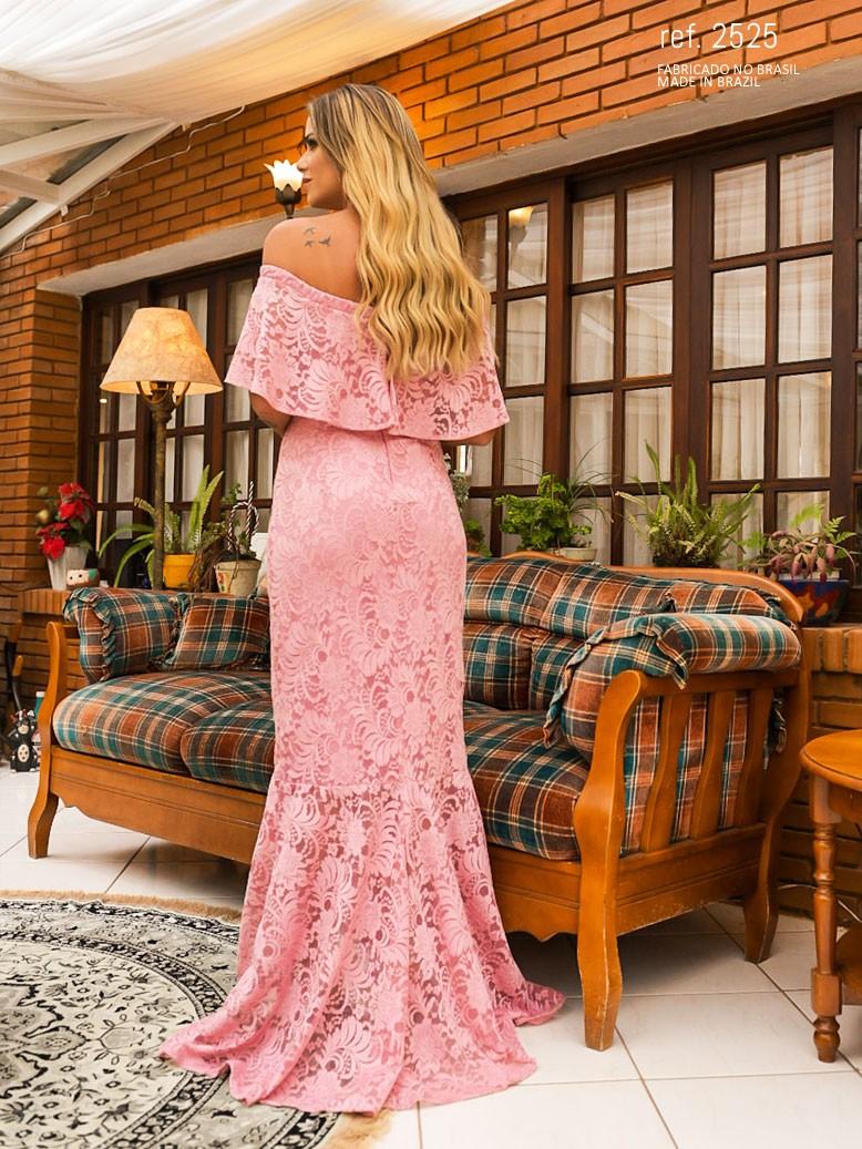 vestido mullet para casamento