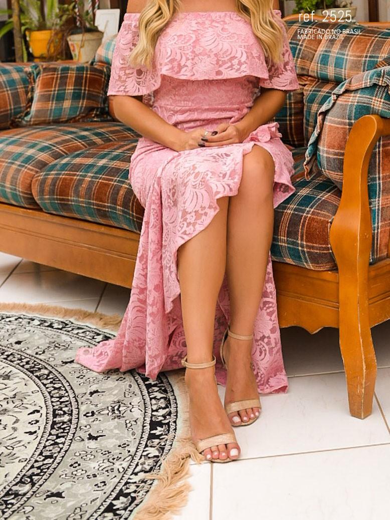 vestido de renda para casamento