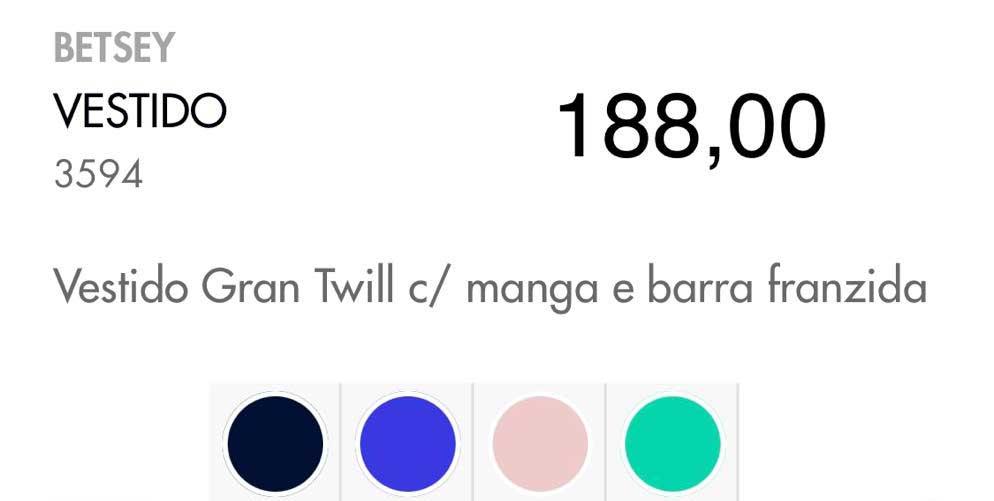 duas cores