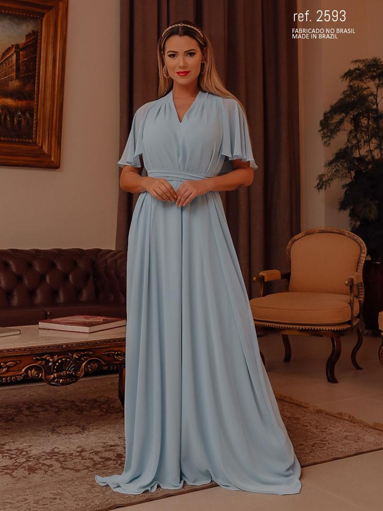 vestido de festa serenity